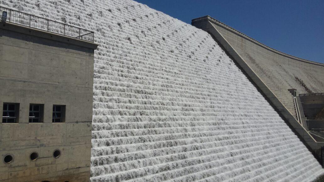 De Hoop Dam Hp Cranes