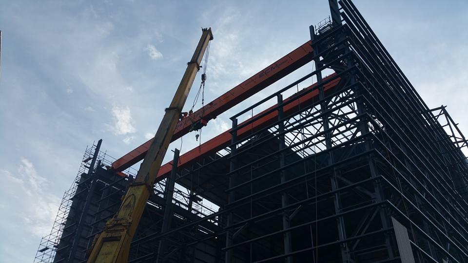 Zambia Overhead crane pc2
