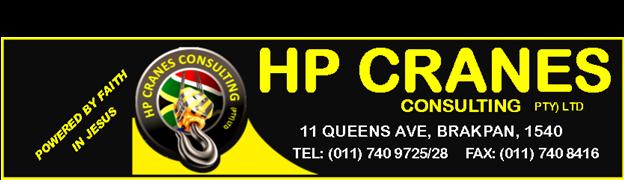 HP CRANES CONSULTING CC